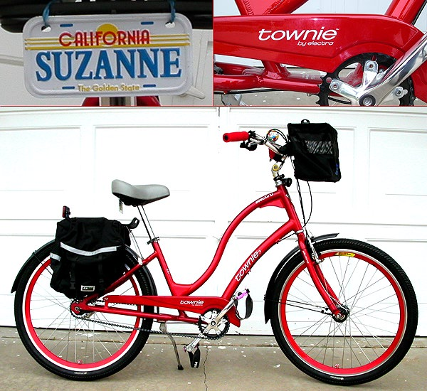 Suzanne's Townie